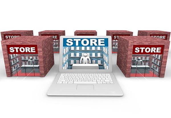 ecommerce-vs-brick-mortar-store